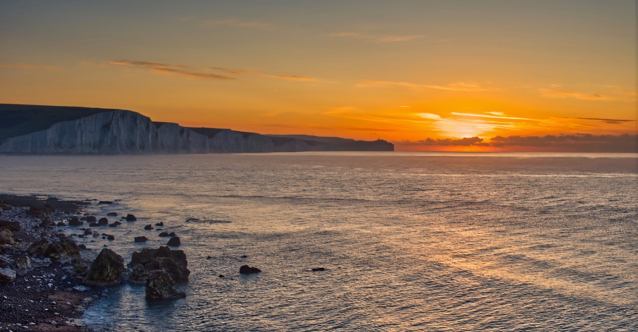 3rd - sunrise1-sussex-coast-by-richard