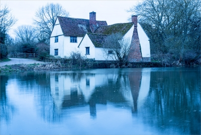PRINT - early-morning-at-willy-lotts-cottage-by-roy