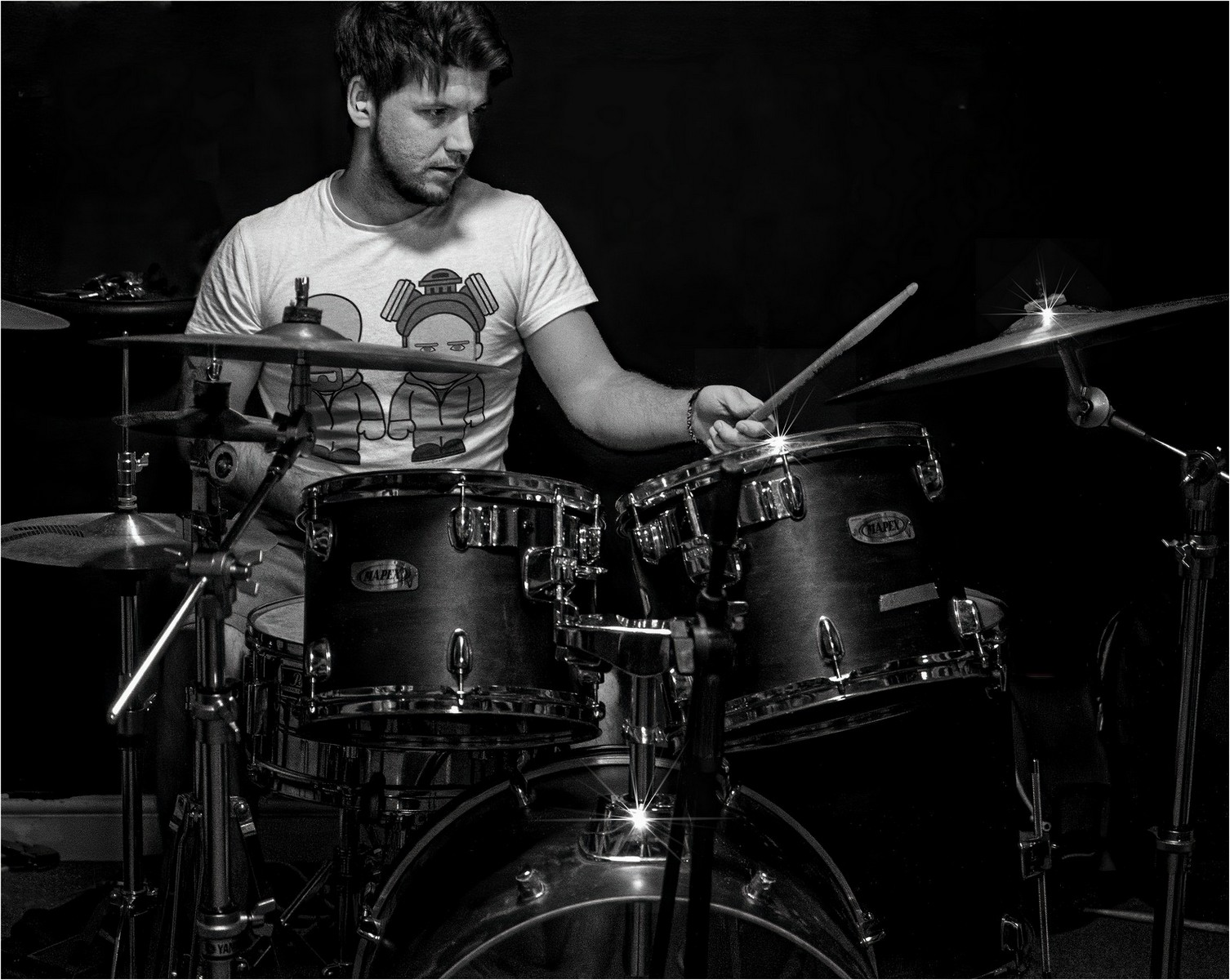 concentrating-on-the-beat-by-peter-darby