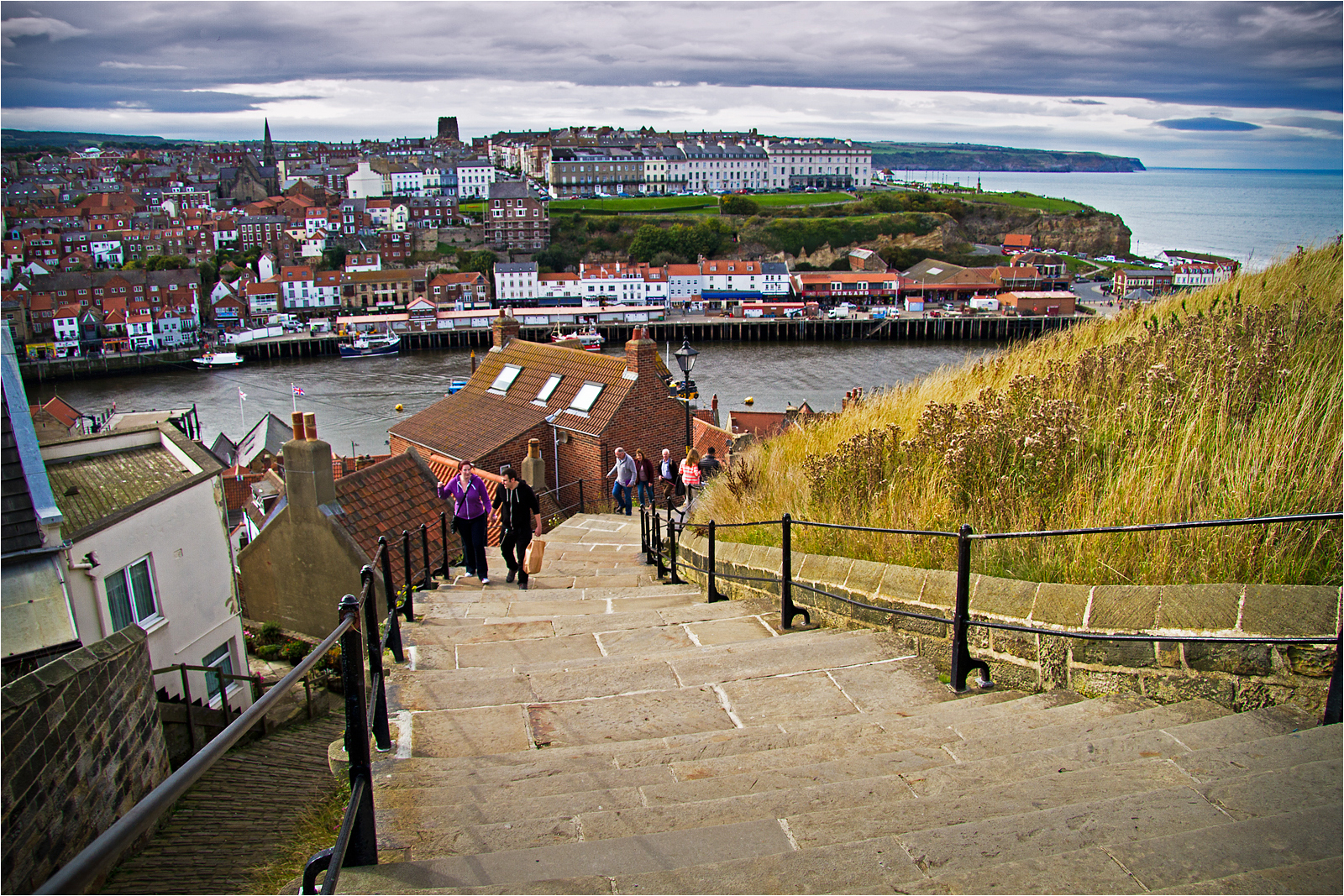 whitby-steps-by-alan-goldby