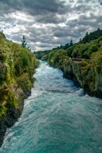 Huka Falls by Alan - 16