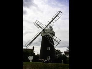 Stow Mill by Bob Salisbury