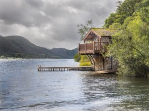 The Boat House by Peter Darby