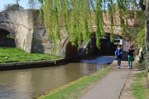 Waterway Walk by Julie